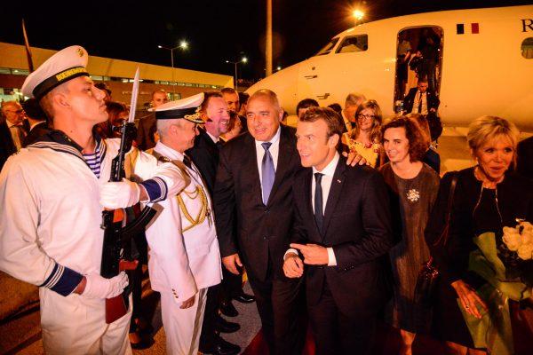 Макрон отново във Варна през септември