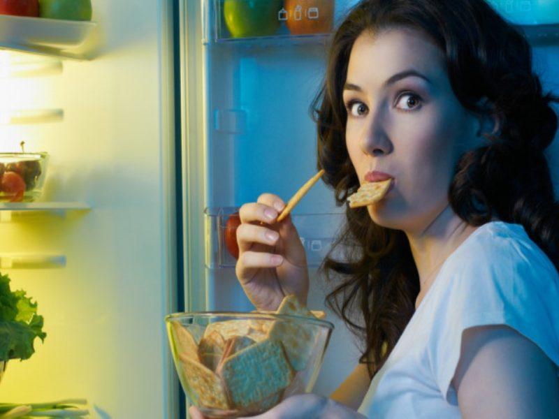 Как да спрем да се тъпчем, когато ни е скучно