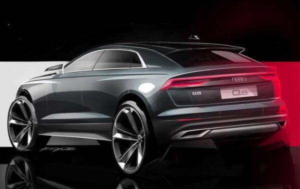 Audi Q8 вдига летвата