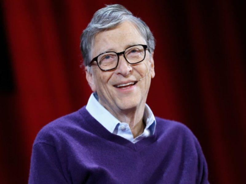Бил Гейтс и ежегодния му списък с книги
