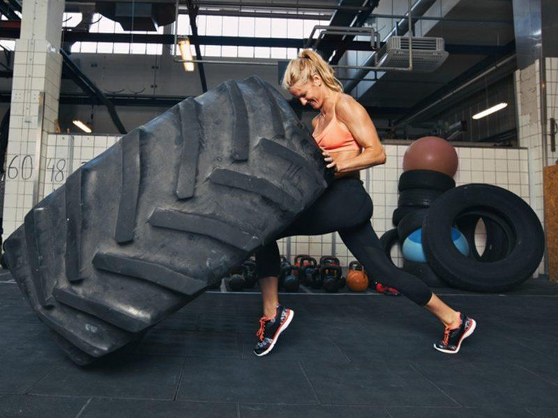 Кой вид силова тренировка е подходящ за жени