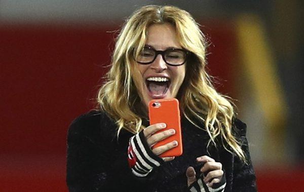 Джулия Робъртс се предаде – вече има Инстаграм