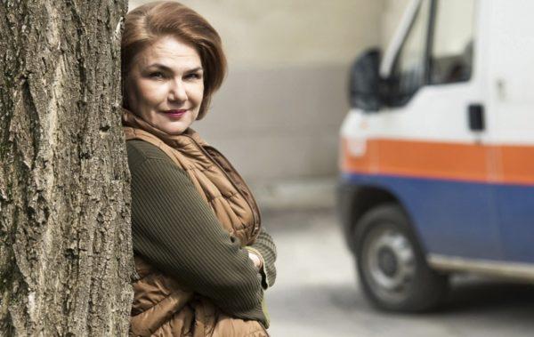 Какво чете Марта Вачкова?