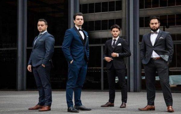 Четирите архетипа мъже