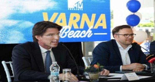 Авиокомпания става основен спонсор на концерта на MTV