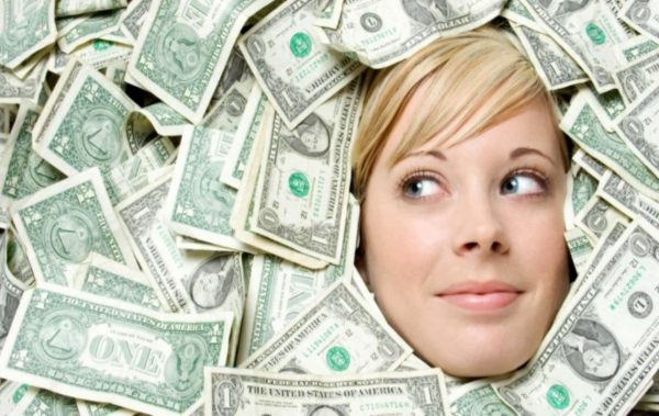 Парички, парички… Елате при мен!