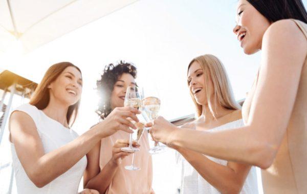Защо виното е по-голямо удоволствие за жените
