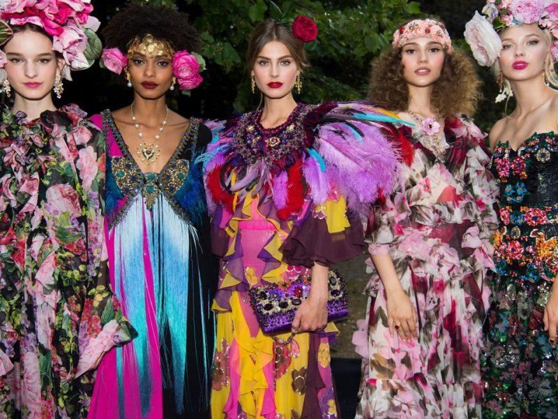 Gabbana: Не пушим джойнт, но обичаме да виждаме дрехите така, че все едно сме пушили