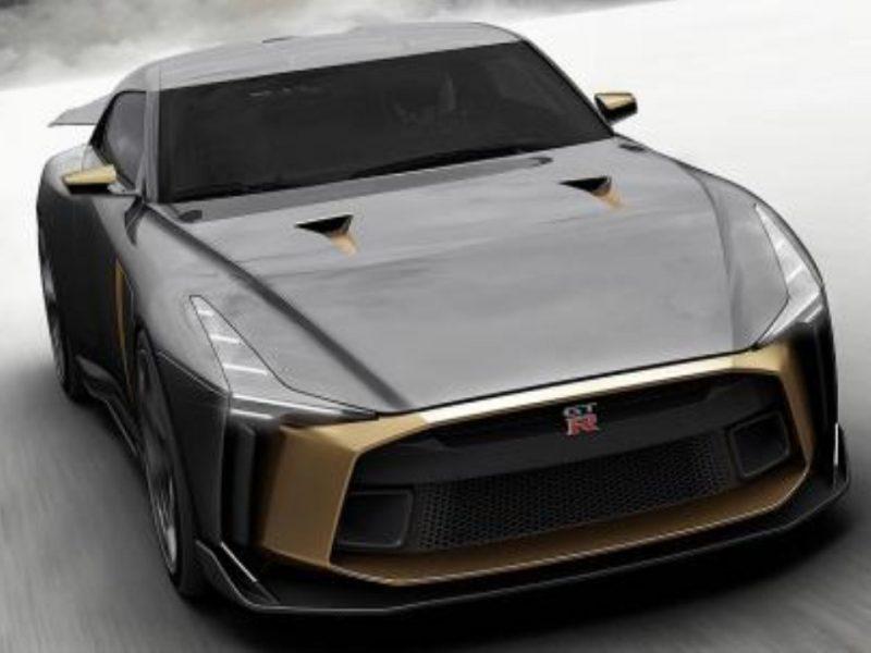 GT-R-ът на бъдещето