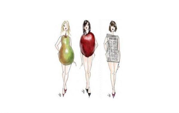 Какво да облечем според типа форма на тялото?