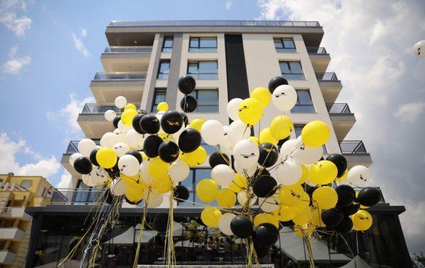 """Сграда """"Сахаров"""" – официално открита (СНИМКИ)"""