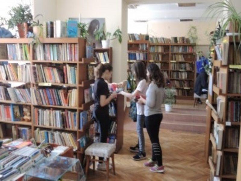 Откриват лятна читалня във варненската библиотека