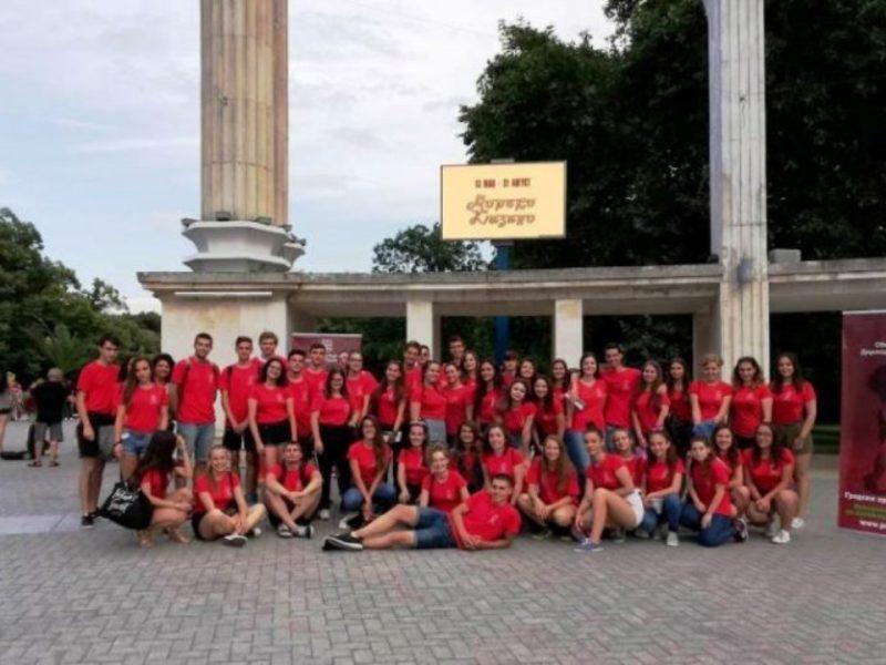 Десета лятна антиспин кампания се проведе във Варна