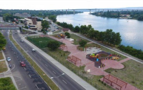 """Готови са два от инфраструктурните проекти в """"Аспарухово"""" (ВИДЕО)"""