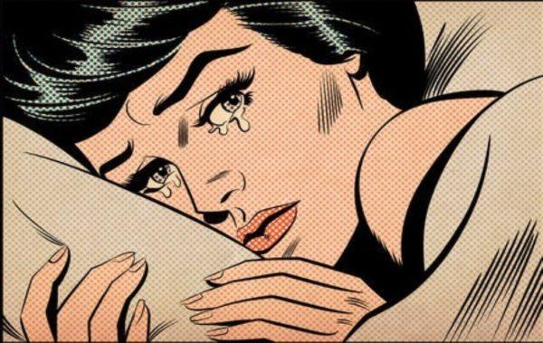 Сълзите – важен ресурс за жената