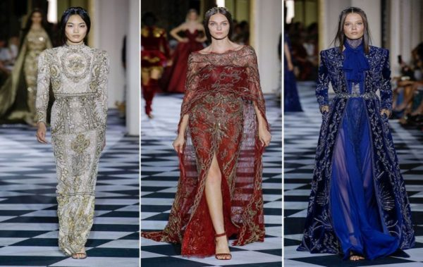 Величествените творби на Zuhair Murad в Paris Couture Week (ВИДЕО)