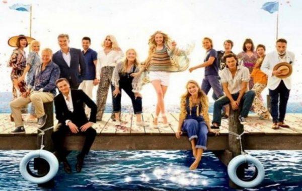 """Гледайте предпремиерата на филма """"Mamma Mia! Отново заедно!"""" на 18 юли във ФКЦ-Варна (ПРОГРАМА)"""