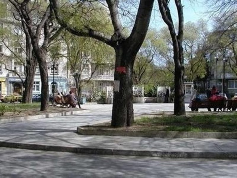 През септември започва ремонт на Шишковата градинка