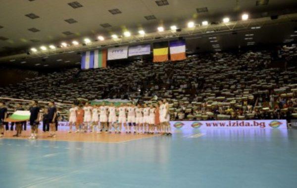 Варна е българският град с най-много мачове от Световното първенство по волейбол