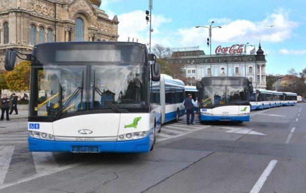 Започна продажбата на абонаментни карти за градския транспорт във Варна