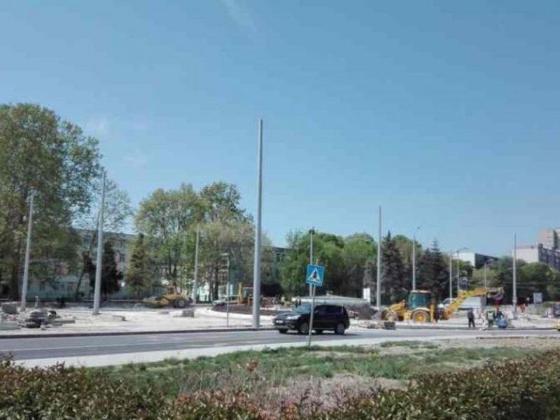 """Отменят първата копка на булевард """"Народни будители"""" в Аспарухово"""
