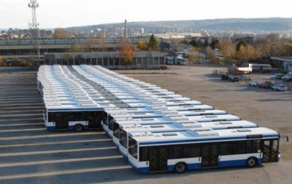 Променят маршрута на 3 автобусни линии във Варна