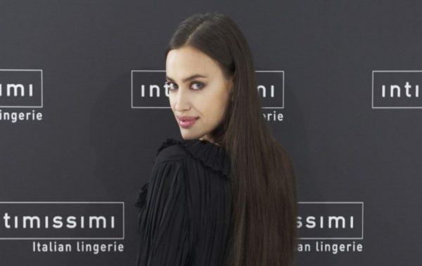 Ирина Шейк по бански: Секси или да?