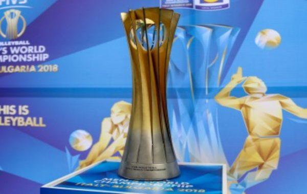 Купата на Световното първенство по волейбол идва във Варна