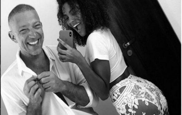 51-годишният Венсан Касел си взе 21-годишен модел за жена(снимки)
