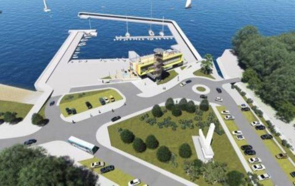 """Реконструкцията на пристанище """"Карантината"""" е законна"""