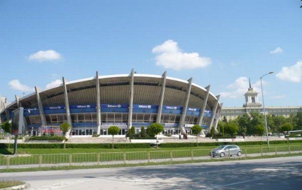 България победи Русия в първата контрола в Двореца на културата и спорта