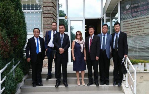 Магистрати от Китай гостуваха на Районен съд – Варна