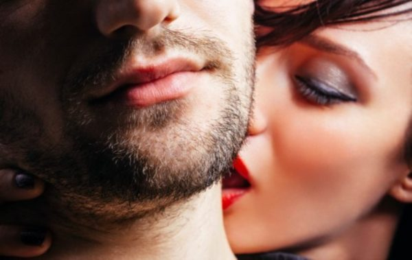 Мъжът и жената вулгарно…