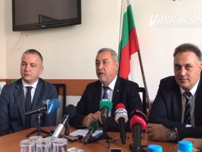 Стоян Пасев: Бизнесът да не се успокоява, тъй като Варна не е само лято
