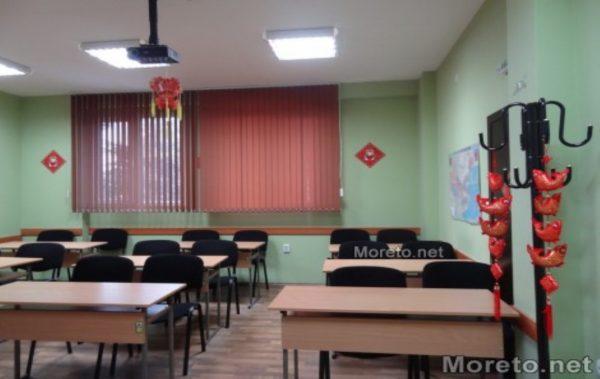 Математическата гимназия във Варна премина изцяло на електронен дневник