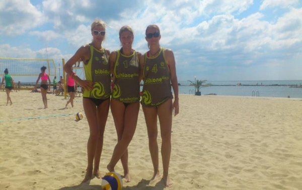 Плаж Аспарухово във Варна приема Beach Volley Varna open