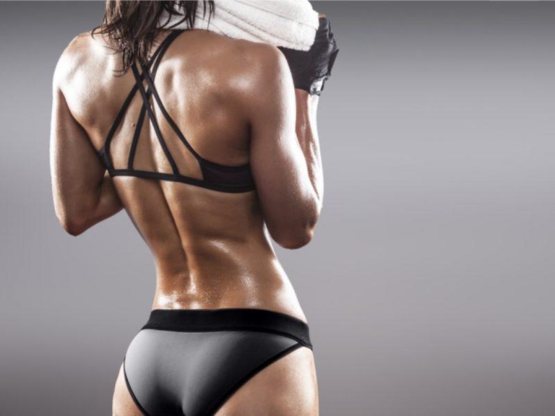 Любими и много лесни упражнения за гръб