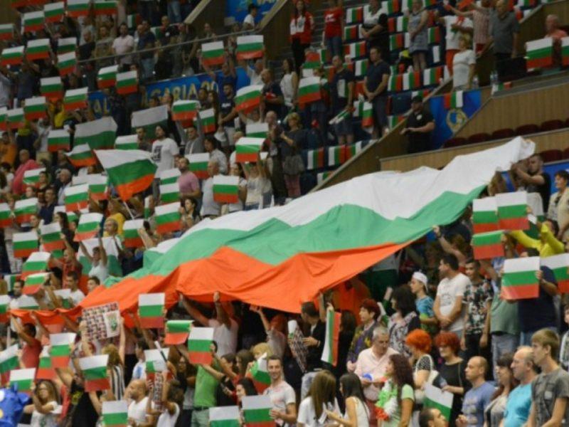 България загуби от Полша след зрелище в Двореца на културата и спорта