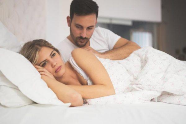 Защо жените отказват секс?