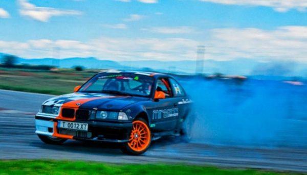 Дрифт шампиони на България ще въртят гуми във Варна