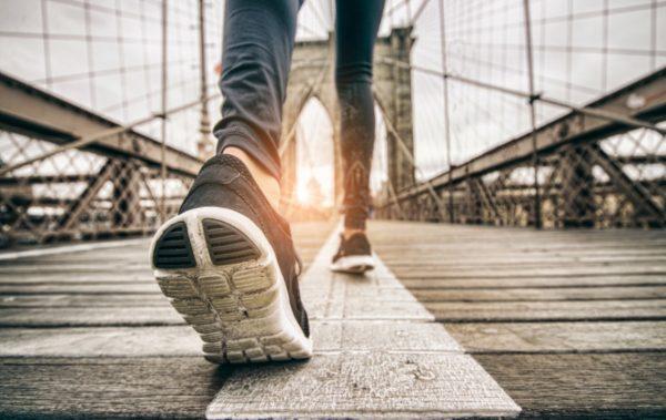 Защо е добре да ходим по 30 минути на ден