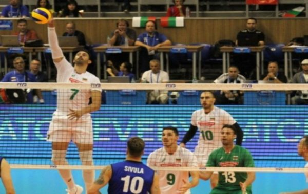 Фантастичен старт за България с победа над Финландия с 3:0