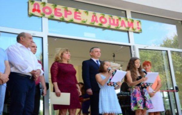 Откриха учебната година в Спортното училище във Варна
