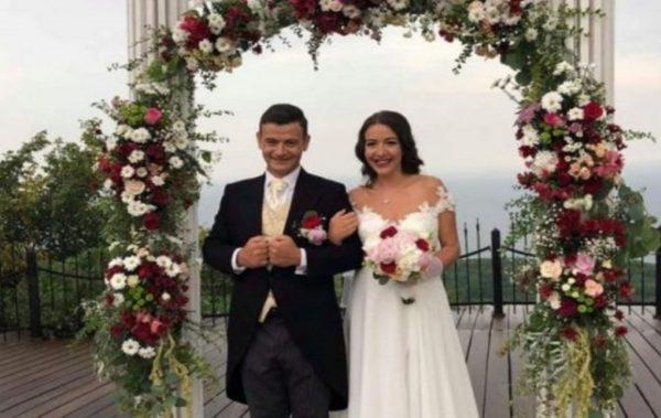 Младоженци от Варна дариха над 500 лева от сватбата си за лечението на болно момиче