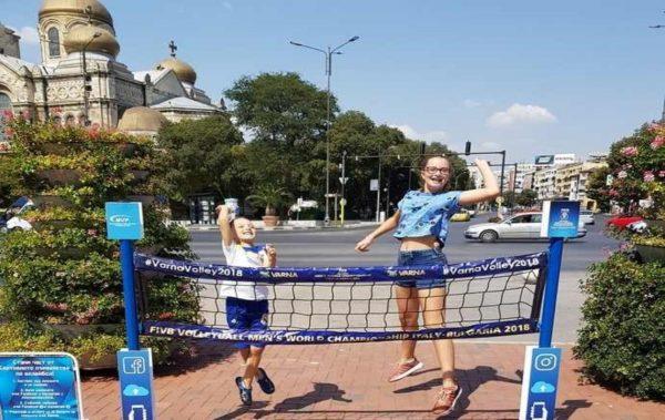 5-ма души спечелиха двойни билети за Световното по волейбол
