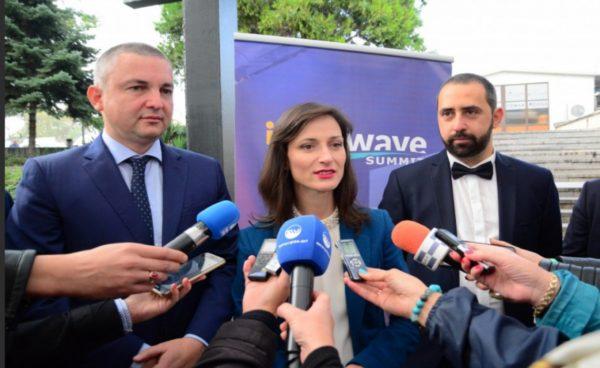 Еврокомисар Мария Габриел: Варна се превръща в хъб за цифрово предприемачество в Централна и Източна Европа