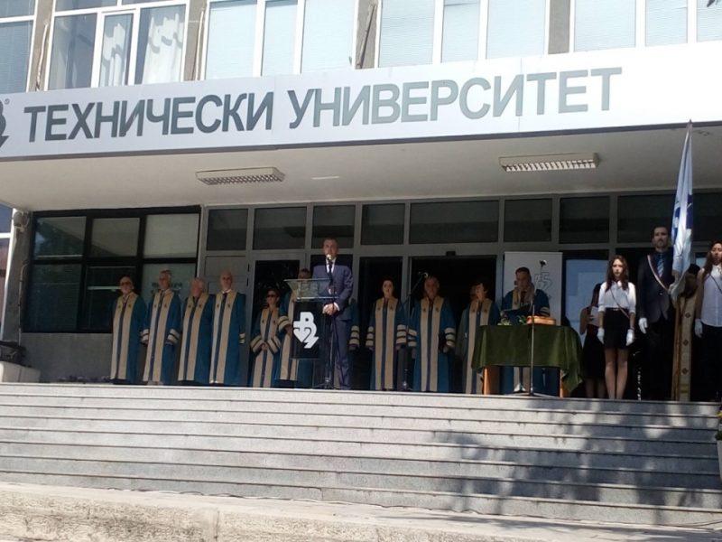 Показват научните постижения в Техническия университет във Варна
