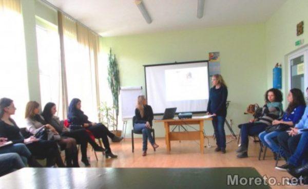 Почти всяко училище във Варна има психолог
