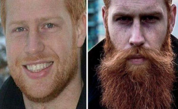 Как една брада може да трансформира целия живот