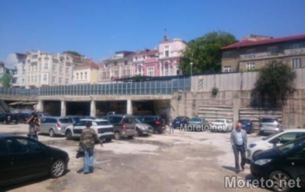 """Кабинетът отпусна 43 млн. лв. за """"Дупката"""" в центъра на Варна"""